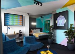 The Student Hotel Rotterdam - Rotterdam - Slaapkamer