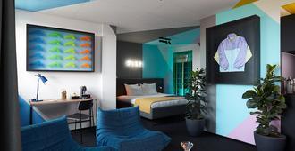The Student Hotel Rotterdam - רוטרדם - חדר שינה