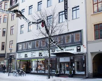 First Hotel Örebro - Örebro - Gebäude