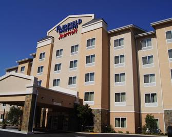 Fairfield Inn & Suites by Marriott Los Angeles West Covina - West Covina - Building