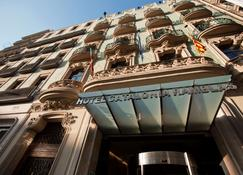 Catalonia Ramblas - Barcelona - Bygning