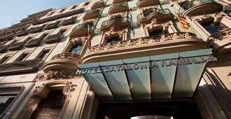 蘭布拉斯加泰羅尼亞酒店 - 巴塞隆拿 - 巴塞隆納 - 建築