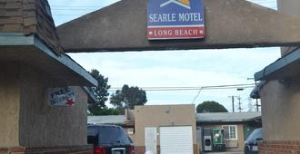 Searle Motel - Long Beach - Building
