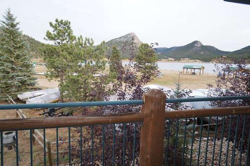 The Estes Park Resort - Estes Park - Balcony