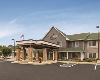 Country Inn & Suites by Radisson, Willmar, MN - Willmar - Будівля