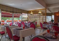 The Originals City, Hôtel Le Boeuf Rouge, Limoges (Inter-Hotel) - Saint-Junien - Restaurant