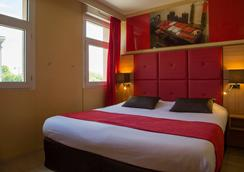 The Originals City, Hôtel Le Boeuf Rouge, Limoges (Inter-Hotel) - Saint-Junien - Bedroom