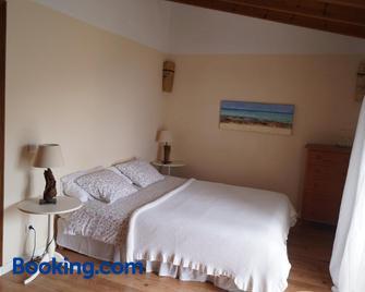 Sa Plana Petit Hotel - Estellencs - Bedroom
