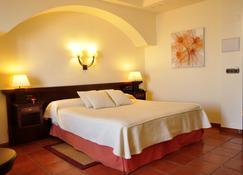 Hotel Los Cerezos - Monachil - Schlafzimmer