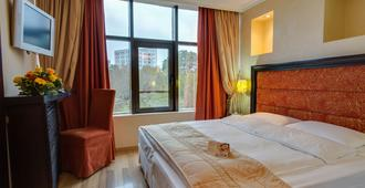 Le Boutique Hotel Moxa - Bucharest - Bedroom