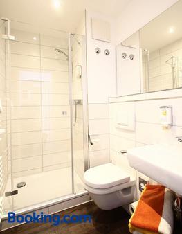 Akzent Hotel Am Burgholz - Tabarz - Bathroom