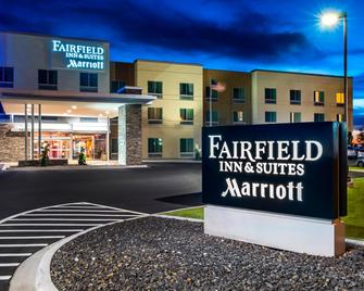 Fairfield Inn and Suites by Marriott Moses Lake - Moses Lake - Building