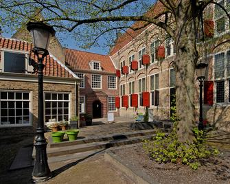 Best Western Plus City Hotel Gouda - Гауда - Building