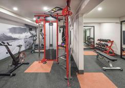 Ramada by Wyndham Cochrane - Cochrane - Fitnessbereich