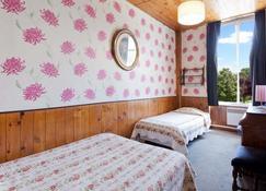 Hotel Esmeralda - Paris - Bedroom