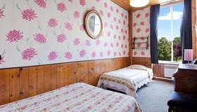 Hotel Esmeralda - Pariisi - Makuuhuone
