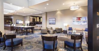 DoubleTree by Hilton Hotel Jacksonville Riverfront - Jacksonville - Lounge