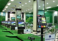 Jeju Oriental Hotel & Casino - Jeju City - Golf course