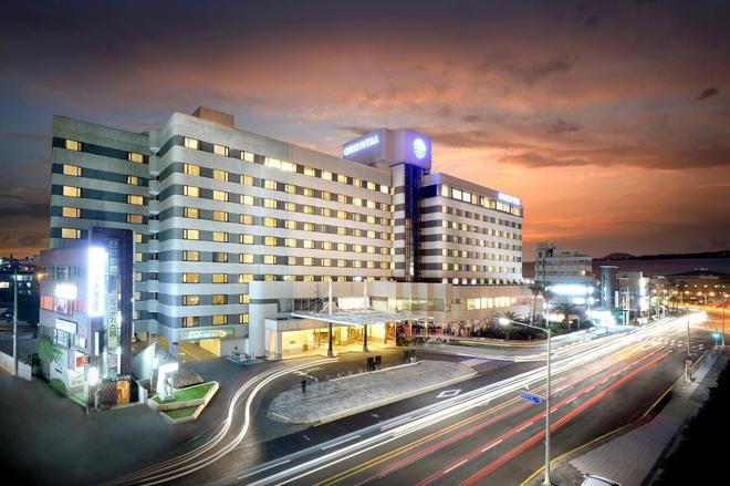 Jeju Oriental Hotel & Casino - Jeju City - Building