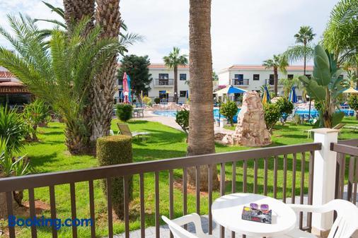 Loutsiana Hotel Apts - Ayia Napa - Balcony
