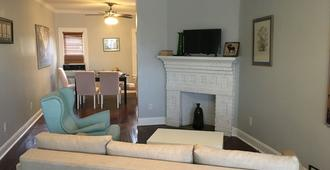 Cozy 2 Br apartment in Museum District - Houston - Wohnzimmer