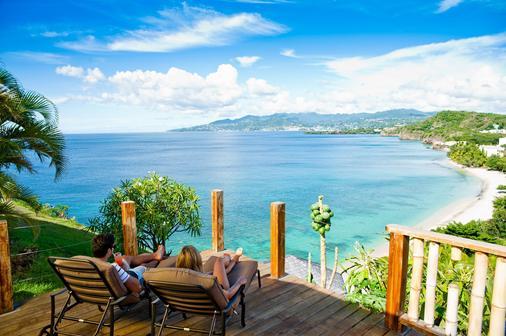 Maca Bana Luxury Boutique Resort - St. George's - Μπαλκόνι