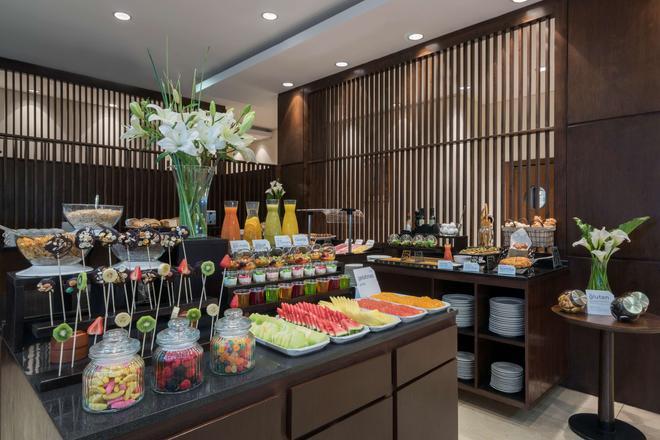 NH 門多薩科迪勒拉酒店 - 曼多薩 - 門多薩 - 自助餐