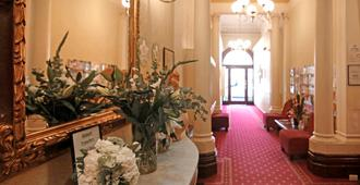 Claremont Guest House - Melbourne - Lobby