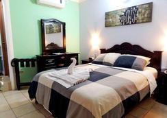 Hotel Eskalima - Alajuela - Phòng ngủ