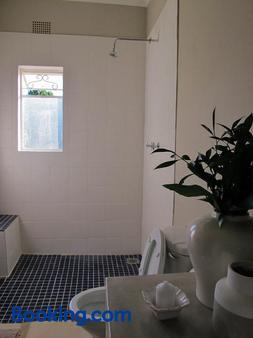 Eight on Tuin - Franschhoek - Bathroom