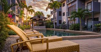 Southern Cross Atrium Apartments - Cairns - Piscina