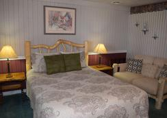 The Grist Mill Inn - Monticello - Bedroom