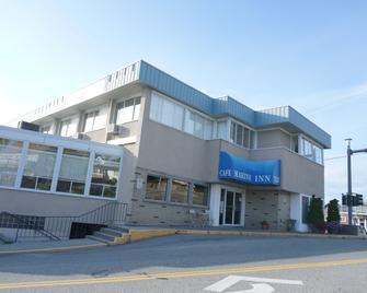 Marine Inn - Powell River - Building