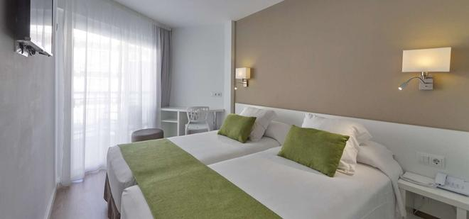 Bq Amfora Beach Hotel - Adults Only - Mallorca - Makuuhuone