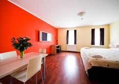 Aparthotel Autosole Riga - Riga - Phòng ngủ