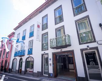 호텔 알시데스 - 폰타델가다 - 건물
