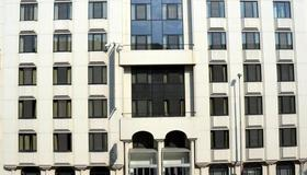 Castelnou Aparthotel - Gent - Gebouw