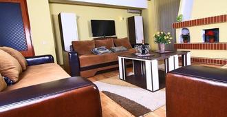 Residenza di Carbasinni - Bukarest - Wohnzimmer