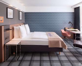 Radisson Blu Hotel, Karlsruhe - Ettlingen - Slaapkamer