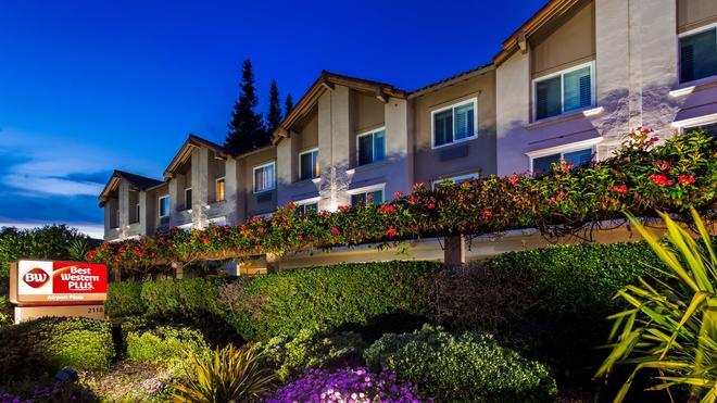 貝斯特韋斯特普拉斯機場廣場酒店 - 聖荷西 - 聖荷西 - 建築