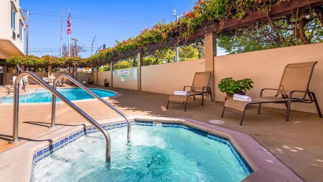 貝斯特韋斯特普拉斯機場廣場酒店 - 聖荷西 - 聖荷西 - 游泳池