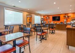 貝斯特韋斯特普拉斯機場廣場酒店 - 聖荷西 - 聖何塞 - 餐廳