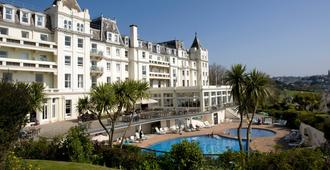 The Grand Hotel - Torquay - Edifício