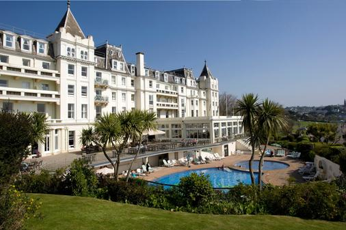 The Grand Hotel - Torquay - Building