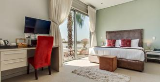 The One 8 Hotel - Κέιπ Τάουν - Κρεβατοκάμαρα