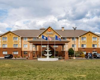 Comfort Inn & Suites South Hill I-85 - Саут-Хилл - Здание