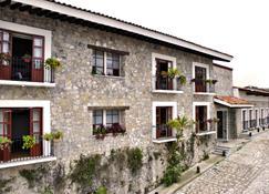 La Casona De Don Porfirio Hotel Boutique - Jonotla - Κτίριο