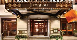 The Iroquois New York - New York - Building