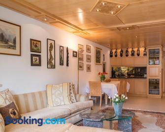Rancho Laaxdeluxe - Laax - Living room