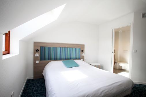 Hôtel Revotel - Nancy - Bedroom